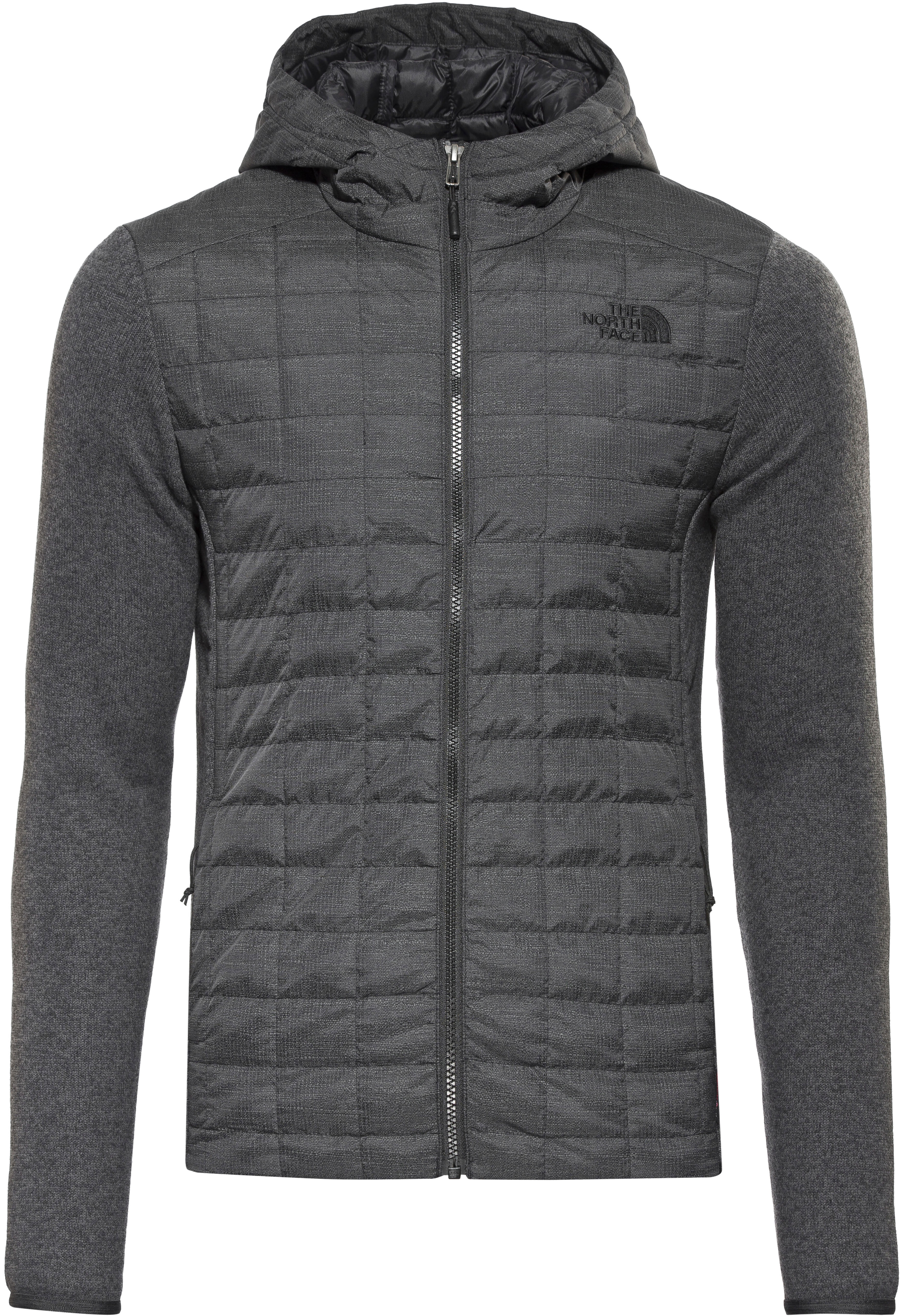 9eb2bba885c9 The North Face Thermoball Gordon Lyons Jacket Men grey black at ...